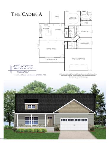 210 Tappi Terrace, Hubert, NC 28539 (MLS #100179575) :: Coldwell Banker Sea Coast Advantage