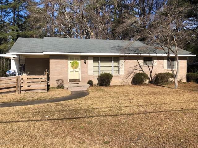 1306 Woodside Drive W, Wilson, NC 27893 (MLS #100179586) :: Century 21 Sweyer & Associates