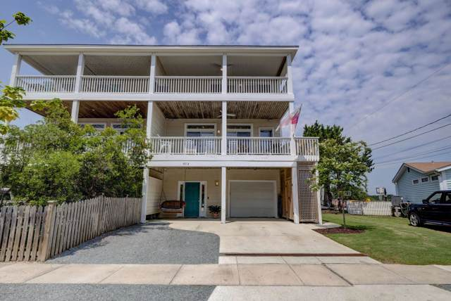 411 N Channel Drive B, Wrightsville Beach, NC 28480 (MLS #100179602) :: Century 21 Sweyer & Associates