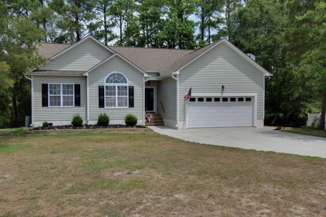 316 Coldwater Drive, Swansboro, NC 28584 (MLS #100179607) :: Courtney Carter Homes