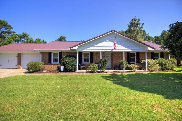 1704 Carolina Avenue, Newport, NC 28570 (MLS #100179626) :: RE/MAX Elite Realty Group