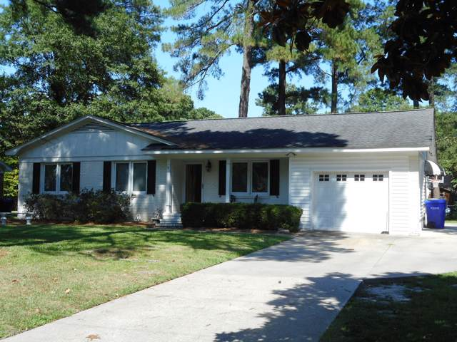 205 Harmony Street, Greenville, NC 27834 (MLS #100179629) :: Vance Young and Associates