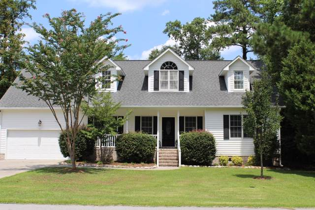 406 Fairway Drive, Trent Woods, NC 28562 (MLS #100179641) :: Donna & Team New Bern