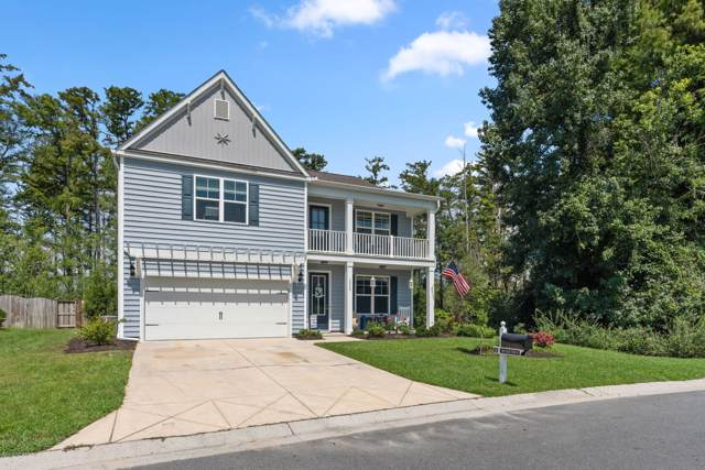 10230 Hawkeswater Boulevard, Leland, NC 28451 (MLS #100179654) :: Vance Young and Associates