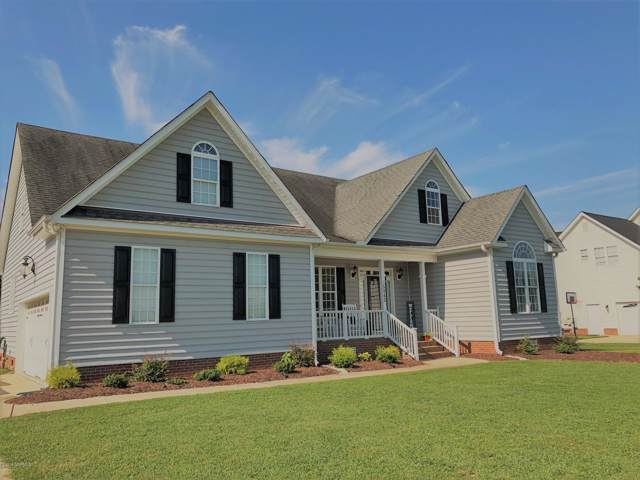 5945 Sandford Road, Wilson, NC 27896 (MLS #100179656) :: Courtney Carter Homes