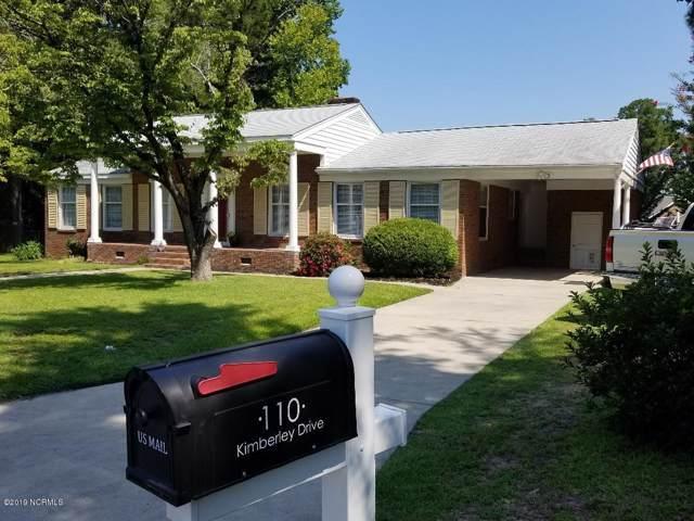 110 Kimberley Drive, Greenville, NC 27858 (MLS #100179707) :: Century 21 Sweyer & Associates