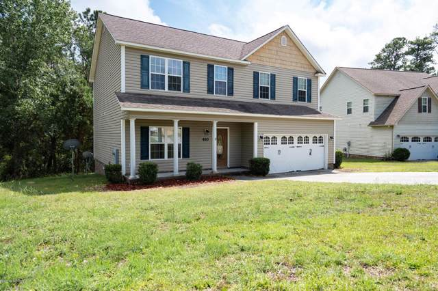 410 Whirl Away Boulevard, Sneads Ferry, NC 28460 (MLS #100179725) :: Donna & Team New Bern