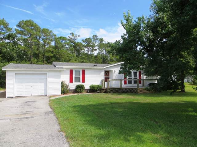 106 Mariners Court, Gloucester, NC 28528 (MLS #100179737) :: Vance Young and Associates