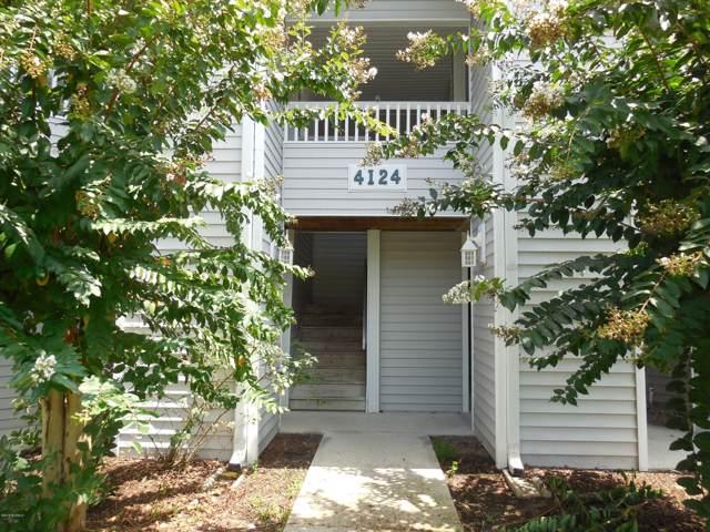 4124 Breezewood Drive #102, Wilmington, NC 28412 (MLS #100179746) :: Vance Young and Associates