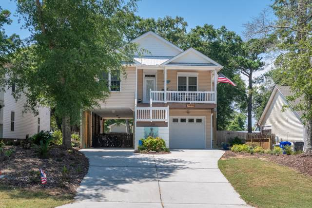 159 NE 15th Street, Oak Island, NC 28465 (MLS #100179770) :: Coldwell Banker Sea Coast Advantage