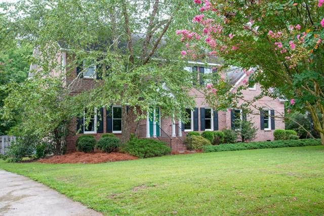 415 Kempton Drive, Greenville, NC 27834 (MLS #100179783) :: RE/MAX Elite Realty Group