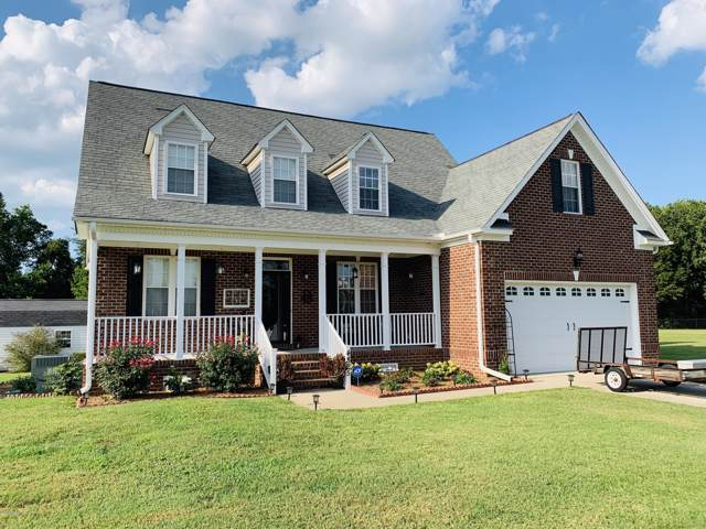 4825 Robinwood Court, Sims, NC 27880 (MLS #100179788) :: RE/MAX Essential