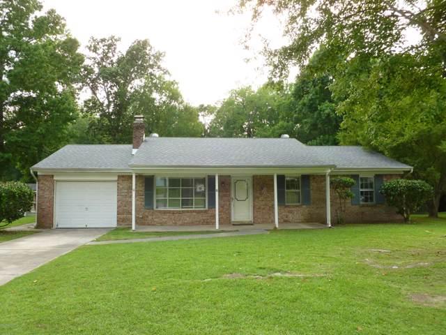 156 Balsam Road, Jacksonville, NC 28546 (MLS #100179817) :: Century 21 Sweyer & Associates