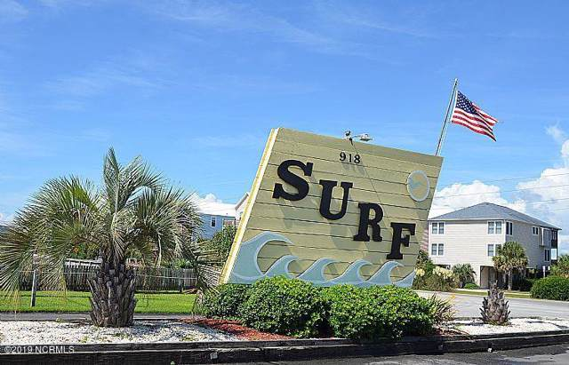 918 N New River Drive #823, Surf City, NC 28445 (MLS #100179838) :: RE/MAX Essential