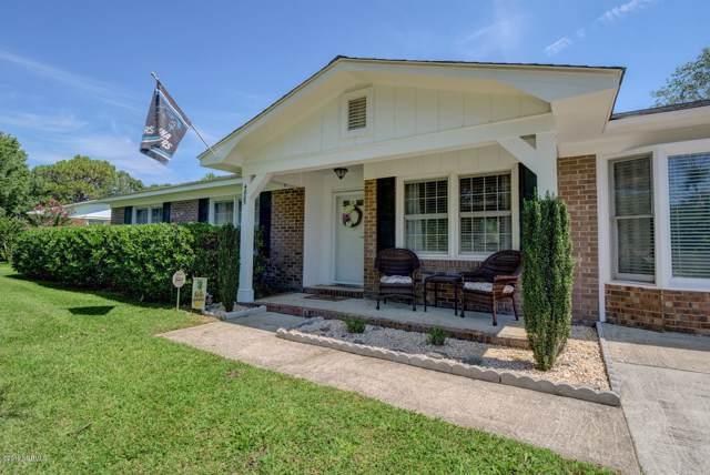 4805 Ilex Drive, Wilmington, NC 28412 (MLS #100179848) :: Century 21 Sweyer & Associates