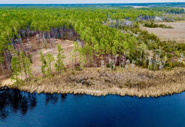 Lot 24 Deep Creek Drive, New Bern, NC 28560 (MLS #100179930) :: Carolina Elite Properties LHR