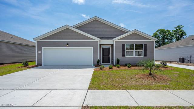 1813 Marigot Court Lot 41, Wilmington, NC 28411 (MLS #100179933) :: RE/MAX Essential