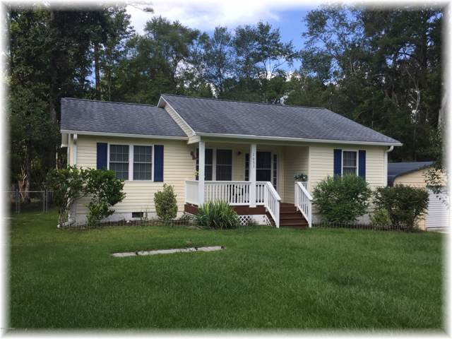 1073 Redwood Road, Southport, NC 28461 (MLS #100179938) :: RE/MAX Elite Realty Group