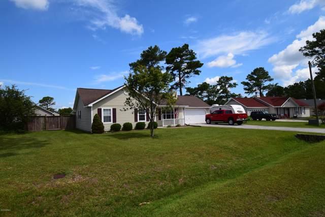 173 Glenwood Drive, Hubert, NC 28539 (MLS #100179961) :: Donna & Team New Bern