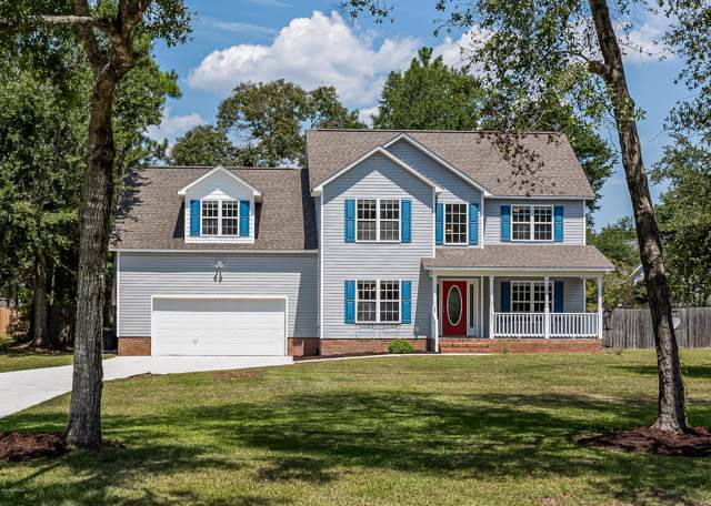 1636 Chadwick Shores Drive, Sneads Ferry, NC 28460 (MLS #100179965) :: The Oceanaire Realty