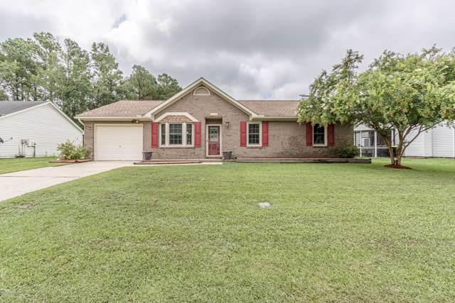608 Crissy Drive, Jacksonville, NC 28540 (MLS #100179966) :: Berkshire Hathaway HomeServices Hometown, REALTORS®
