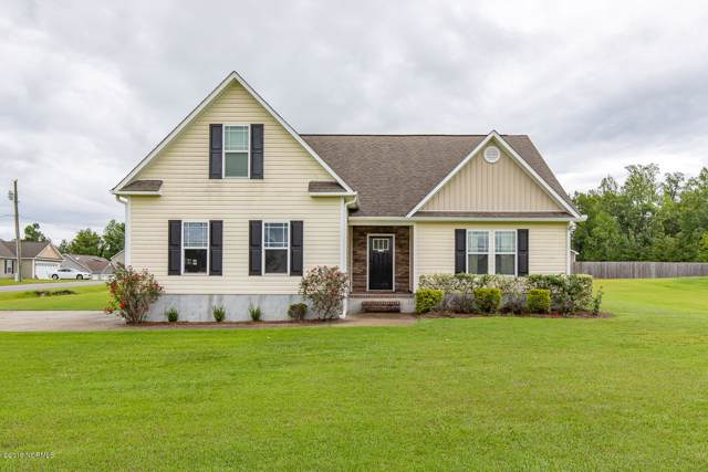 100 Kodiak Court, Jacksonville, NC 28540 (MLS #100179973) :: RE/MAX Essential
