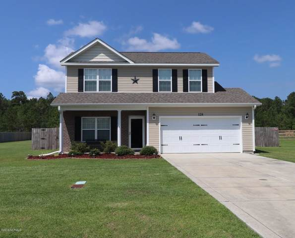 124 Palo Alto Park Drive, Maysville, NC 28555 (MLS #100180044) :: RE/MAX Elite Realty Group