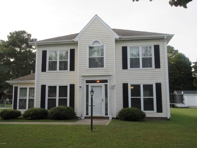 2206 Rustic Circle, Kinston, NC 28504 (MLS #100180073) :: Courtney Carter Homes