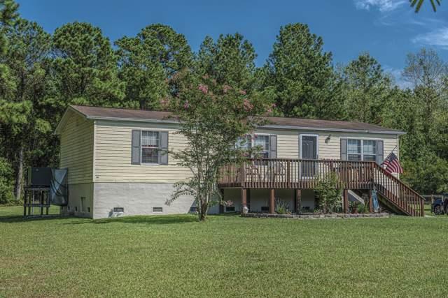 190 Godfrey Boulevard, Havelock, NC 28532 (MLS #100180111) :: David Cummings Real Estate Team