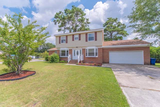 626 Winchester Road, Jacksonville, NC 28546 (MLS #100180129) :: Courtney Carter Homes