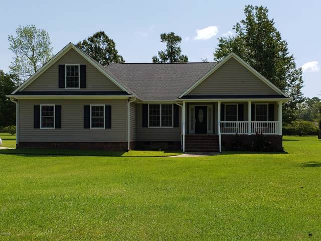111 Evans Mill Road, New Bern, NC 28562 (MLS #100180143) :: RE/MAX Essential