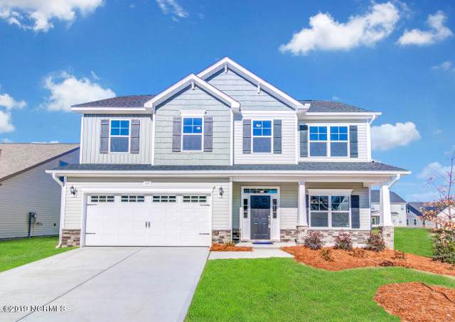 147 Oyster Landing Drive, Sneads Ferry, NC 28460 (MLS #100180145) :: The Oceanaire Realty