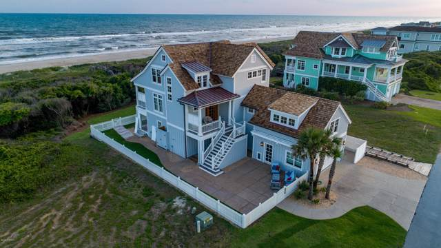 125 Roosevelt Drive, Pine Knoll Shores, NC 28512 (MLS #100180148) :: RE/MAX Essential