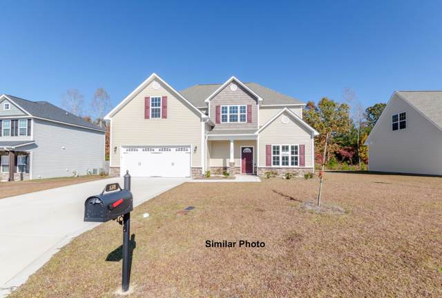 247 Wood House Drive, Jacksonville, NC 28546 (MLS #100180202) :: RE/MAX Elite Realty Group