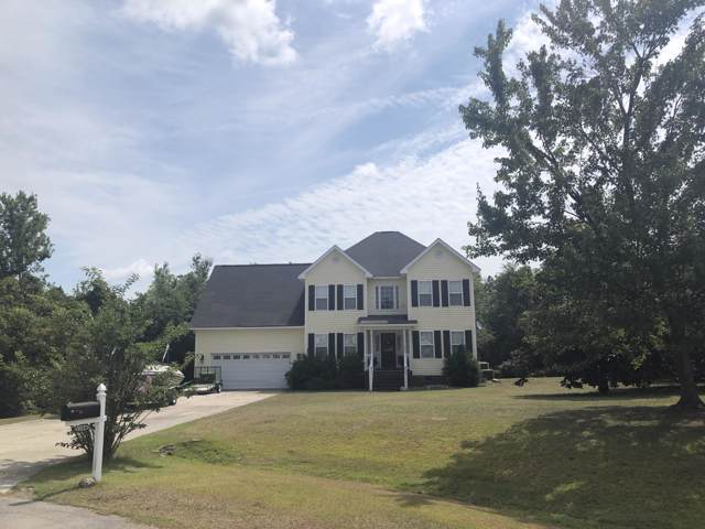 154 Harvest Moon Drive, Richlands, NC 28574 (MLS #100180247) :: The Keith Beatty Team