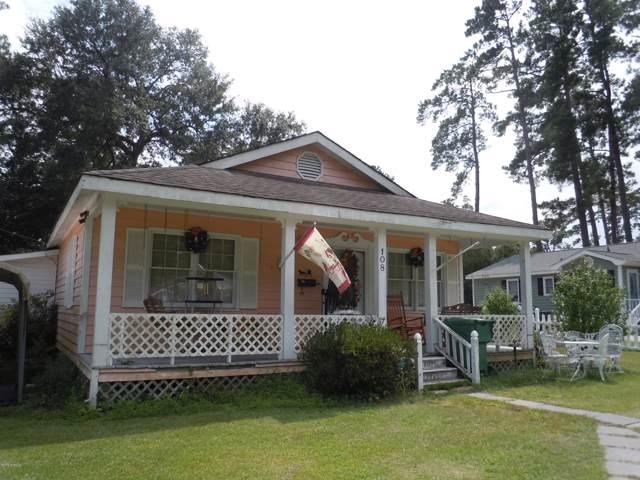 108 Floyd Street, Tabor City, NC 28463 (MLS #100180251) :: RE/MAX Elite Realty Group