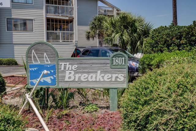 1801 Canal Drive B14, Carolina Beach, NC 28428 (MLS #100180264) :: RE/MAX Essential
