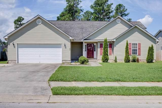 209 Burning Tree Lane, Jacksonville, NC 28546 (MLS #100180279) :: Courtney Carter Homes