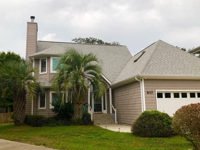 830 Cutter Court, Kure Beach, NC 28449 (MLS #100180292) :: Thirty 4 North Properties Group