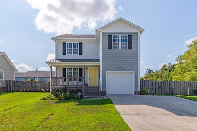 209 Oak Ridge Lane, Holly Ridge, NC 28445 (MLS #100180298) :: RE/MAX Elite Realty Group