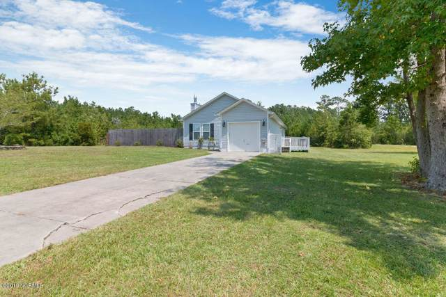 114 Constitution Avenue, Jacksonville, NC 28540 (MLS #100180355) :: Courtney Carter Homes