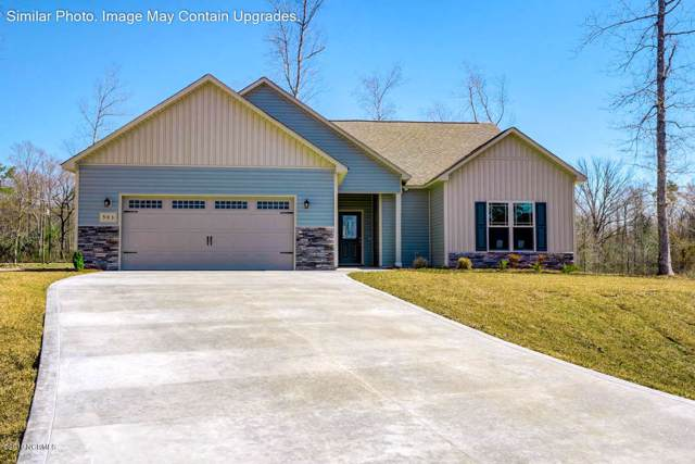 116 Tides End Drive, Holly Ridge, NC 28445 (MLS #100180366) :: The Oceanaire Realty