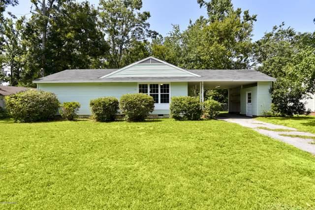 501 Dogwood Lane, Jacksonville, NC 28540 (MLS #100180381) :: Century 21 Sweyer & Associates