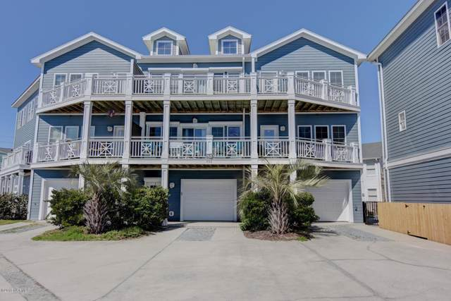 202 Fort Fisher Boulevard N A-4, Kure Beach, NC 28449 (MLS #100180384) :: RE/MAX Essential