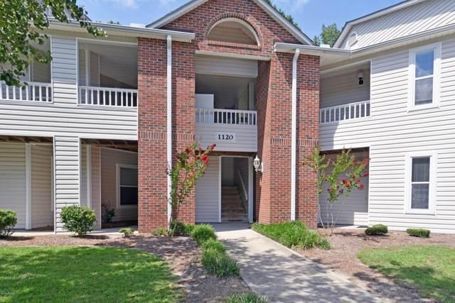 1120 Turtle Creek Road F, Greenville, NC 27858 (MLS #100180424) :: Century 21 Sweyer & Associates