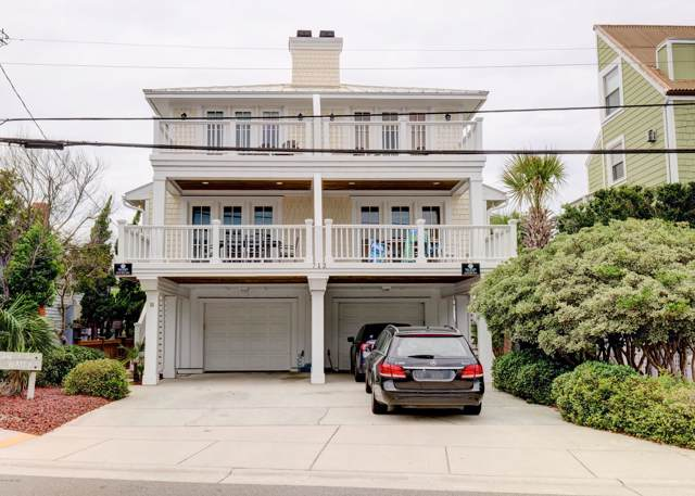 712 S Lumina Avenue B, Wrightsville Beach, NC 28480 (MLS #100180439) :: Century 21 Sweyer & Associates