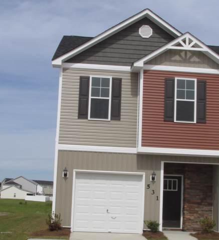 531 Caldwell Loop, Jacksonville, NC 28546 (MLS #100180452) :: Century 21 Sweyer & Associates