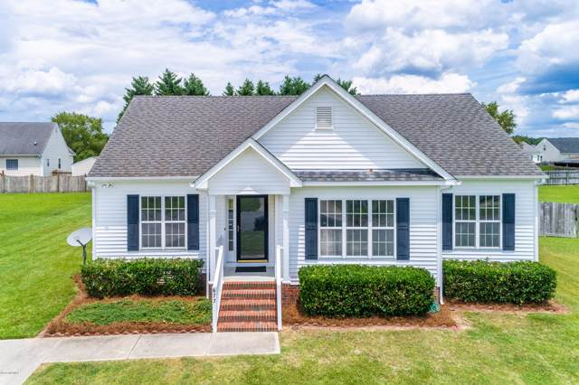 677 Ashley Meadows Drive, Winterville, NC 28590 (MLS #100180454) :: Chesson Real Estate Group
