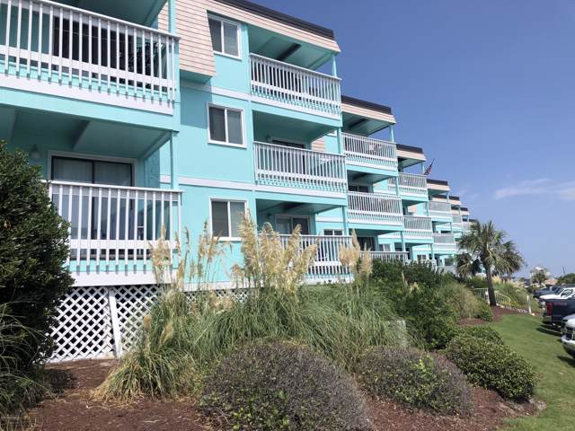 301 Commerce Way Road E #110, Atlantic Beach, NC 28512 (MLS #100180458) :: Vance Young and Associates