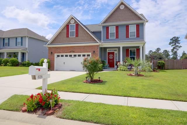 626 Heartwood Drive, Winnabow, NC 28479 (MLS #100180482) :: Donna & Team New Bern